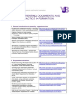 Key Documents Research Practice Information