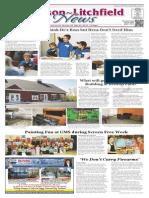 Hudson~Litchfield News 5-23-2014