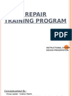 Cycle Repair Programme- A Model