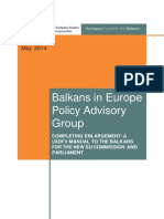 Policy Brief Commission