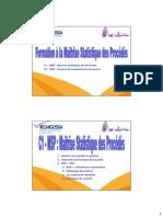 C1 - MSP Maitrise Statistique Des Procedes - Support-2