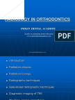 Radiology in Orthodontics-Dr.kavitha / orthodontic courses by Indian dental academy