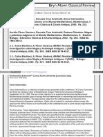 Aurelio, Seres Intermedios, Etc. -Bmcr Brynmawr Edu 2004 2004-07-50 HTML