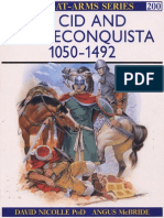 Osprey Publishing - Men-At-Arms 200 - El Cid and the Reconquista 1050-1492