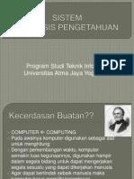 2. AI dan SBP