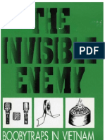 The Invisible Enemy-Boobytraps In Vietnam from Robert Wells