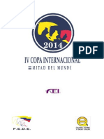 Copa Internacional Mitad del Mundo  Ecuador