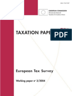 Tax Survey