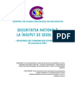 Securitate Nationala