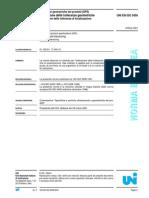 604 Disegno Tecnico Norme Uni 016011