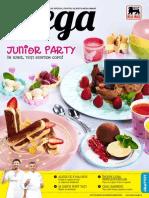 14. Mega Image 22.05 – 17.06.2014 Junior Party
