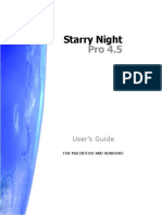 Starry Night Pro 4.5 Manual