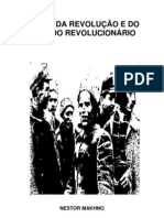 Teoria da Revolução e do Partido Revolucionário - Nestor Makhno