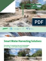 Smart Water Harvesting