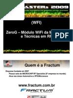 ZeroG – Módulo WiFi da Microchip e Técnicas em RF