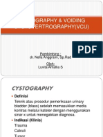 Cystography & Voiding Cystoyertrography(Vcu)