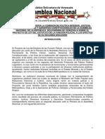 Proyecto de Ley Del Estatuto de la Función Policial