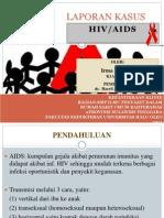 Laporan Kasus HIV