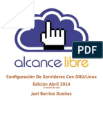 Configuracion Servidores Linux 20140427 ABRIL