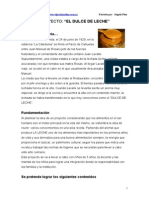 Proy-2011- Dulce de Leche
