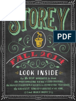 Storey Publishing Fall 2014 Catalog