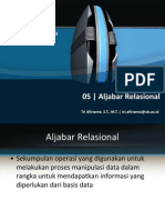 Ajabar_Relasional