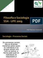 Aulão UPE  - Filosofia e Sociologia