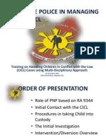 PNP roles