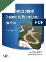 Fundamentos Disiseño Estructuras Ríos