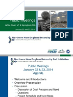 Northern New England Intercity Rail Initiative proposal