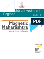 Investment Regions of Maharashtra