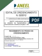 EDITAL 002-2012