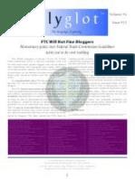 Polyglot Volume 4 Issue 13