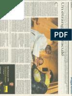 Rwanda. Wenceslas Munyeshyaka, un étrange miraculé - Le Monde - 25 fevrier 2010
