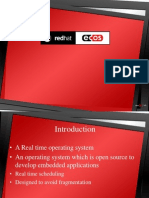 eCOS operating system