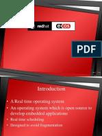 eCOS operating system