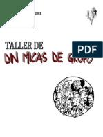 Taller - Dinámicas de Grupo