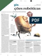 Indagações robóticas
