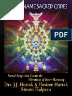 Online Booklet Sacred Name Sacred Codes