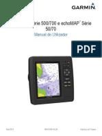 GPSMAP 527xs 721xs e EchoMap 50