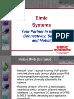 Mobile Ipv 6 Presentation
