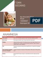 Diare Akut Dan Dehidrasi Sedang Pada Anak