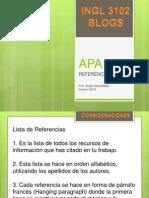 APA Blog