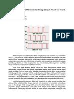 Membuat PWM dengan Mikrokontroller Atmega 128 pada Timer 0 dan Timer 1.docx