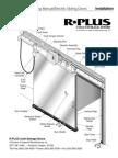 Horizontal Sliding Doors (ICC-2 Operator) - Installation Manual