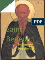 Benedict Cover