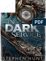 In Dark Service Chapter by Stephen Hunt First Three Chapters Extract