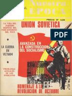 Nuestra Epoca N°9 - 1966 - Revista Internacional