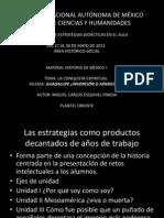 Curso Modelo Educativo Presentación Carlos Estrategia Guadalupe