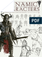 Alive Character Design Pdf